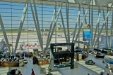 The new area at the Ferihegy (BUD) airport