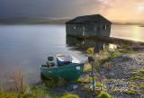 Trawsfynydd boathouse