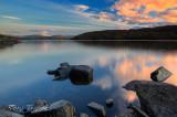 Trawsfynydd lake.