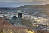 Dolwyddelan castle.
