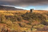 Dolwyddelan castle and moel siabod
