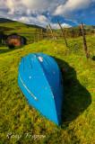 Fishing boat at Cregennan