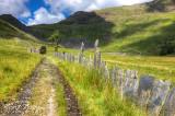 Cwmorthin track
