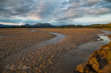 Ynys - View towards the Moelwyn range