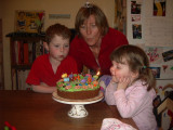 Birthdays - August and October 2011