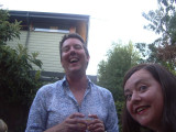 Belated 40th and housewarming party - 28 January 2012