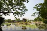 Pavilion at Gyeongbokgong Palace