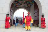 Guards of Gyeongbokgong Palace