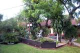 Hosteria Los Helechos Courtyard