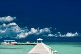 Rum Point dock