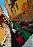 Light,Colors and Traffic at Venice!