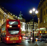 The city of London: the nightlife! (Piccadilly Circus area)