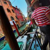 Venice Gondola Ride with Serenade