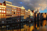 The most beautiful hours in Amsterdam