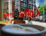 Take a break,drink a cappuccino!