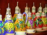 Gubbio,Italy:Pottery,Art and Cats