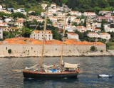 VE 4915 Dubrovnik Harbour