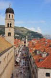 View from Dubrovnik Wall
