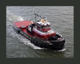 Moran Towing Company Tugboat Lee T Moran