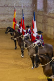 ESPECTACULO ECUESTRE CHILE & CORDOBA, 29 abril 2012