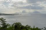C1576 Matavai Bay, Papeete and Mo`orea on horizon