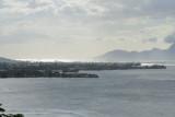 C1578 Papeete, Mo`orea on horizon