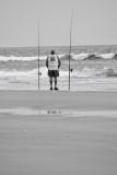 BW at the Beach #1
