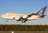 Saudi Arabia - Royal Flight