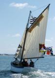 La Semaine du Golfe 2011 des Vieilles Voiles de Rhuys