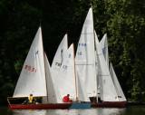 Voiles au Fil de l'Eau 2012, au Yacht Club de l'Ile de France