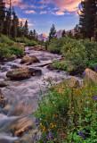 Cascading Rock Creek