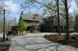 Krippendorf Lodge in Spring