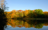 Autumn Relections Powel Crosley Lake