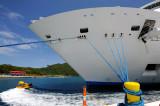 Labadee Haiti Harbor