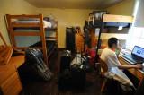 Max's New Dorm Room