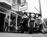 Chilkoot Pass Harley Davidson