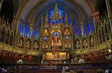 L'interieur de la Basilique Notre Dame