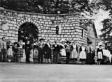Bretons au parc Dumont
