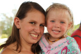 Mia and Emily