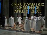 Creative Challenge April 8th through 21st  2011