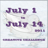 Creative Challenge for July 1 through 14, 2011