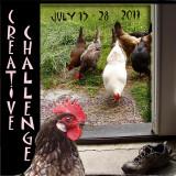 CreativeChallenge July 15th through 28 2011