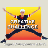 Creative Challenge for August 26-September 8, 2011