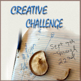 CreativeChallenge Sept 9 through 22 2011