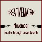 Creative Challenge for November 4th through 17, 2011