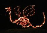 The Great Jack O'Lantern Blaze - Dragon