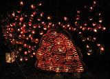 The Great Jack O'Lantern Blaze - Bee Hive