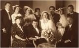 Wedding 1937