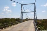 CR 443 - Regency Suspension Bridge - Mills, San Saba Counties