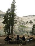 May Lake Arrival